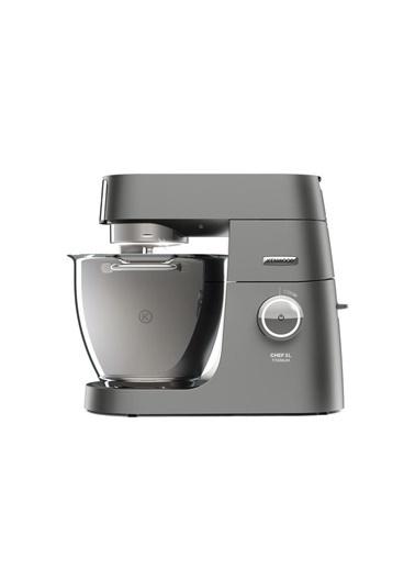 Kenwood Kvl8300S Chef Xl 1700 Watt 6,7 Lt. 5 Aparatlı Mutfak Şefi - Silver Gümüş